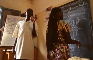 L'éducation en Afrique 50 ans après les indépendances