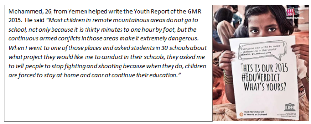 youth report quote