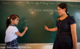 Teacher Nguyen Thi Thanh Xuan