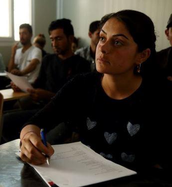 Life skills training, Iraq