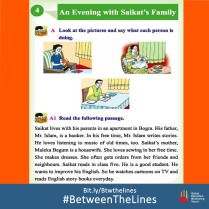 Can you help us spot #Gender bias in this example from a #Bangladesh English Textbook? What #gender norms does your textbook teach you? We want to know! Share it and tag us using: #BetweenTheLines and download the @GEMReport policy paper on textbooks: Bit.ly/Btwthelines