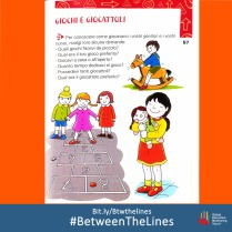 Gender stereotypes prevail in this #Kazakhstan textbook example. What gender norms does your textbook teach you? We want to know! Share it and tag us using: #BetweenThe Lines and download the @GEMReport policy paper on textbooks: Bit.ly/Btwthelines