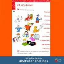 Gender stereotypes prevail in this #Kazakhstan textbook example. What gender norms does your textbook teach you? We want to know! Share it and tag us using: #BetweenTheLines and download the @GEMReport policy paper on textbooks: Bit.ly/Btwthelines