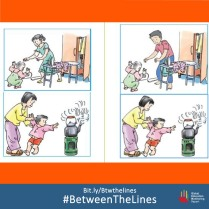 #Vietnam challenges gender stereotypes in its textbooks. What #gender norms does your textbook teach you? We want to know! Share it and tag us using: #BetweenTheLines