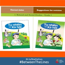 Vietnam challenges gender norms in its textbooks. What #gender norms does your textbook teach you? We want to know! Share it and tag us using: #BetweenTheLines and download the @GEMReport policy paper on textbooks: Bit.ly/Btwthelines