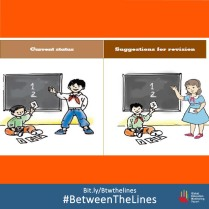 Kudos to #Vietnam for improving gender sterotypes in the classroom. What #gender norms does your textbook teach you? We want to know! Share it and tag us using: #BetweenTheLines and download the @GEMReport policy paper on textbooks: Bit.ly/Btwthelines