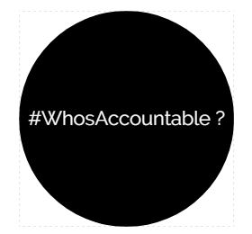 whos accountable cirlce