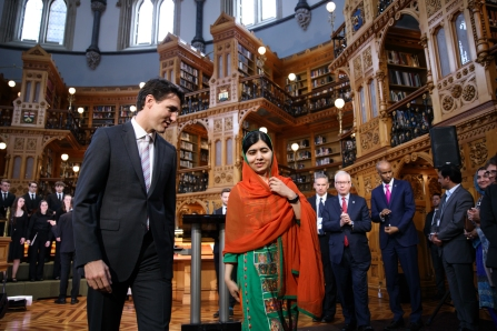2017-04-12 1 Malala address to HOC-32