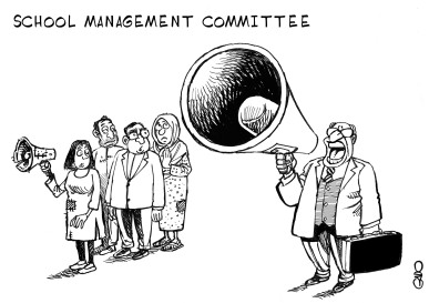 UNesco14 FF - school management comm