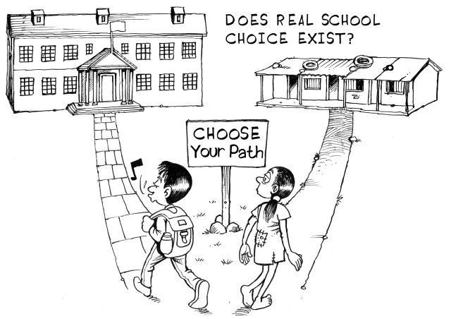 UNesco15 FFF - School choice