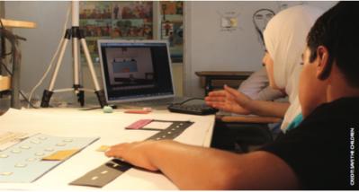 Animation Class photo
