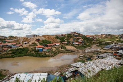 rohinga refugees