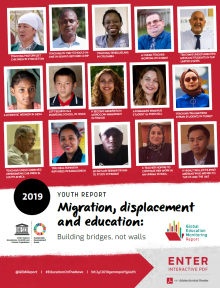 interactive youth report cover