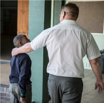 Undocumented children cannot go to school in South Africa
