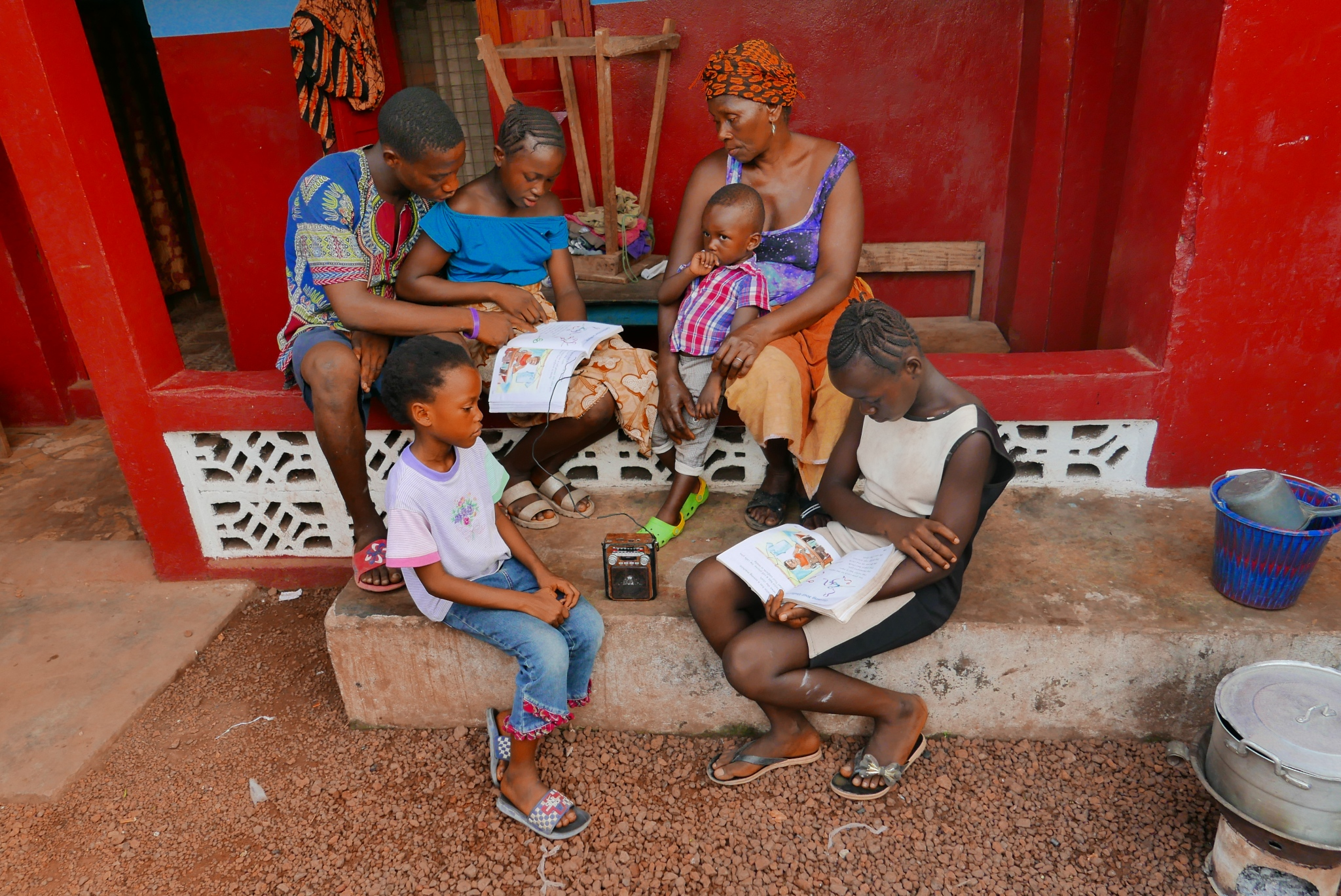 The power of radio in Sierra Leone: ensuring no child is left behind
